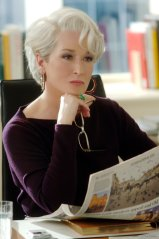 The devil - Miranda Priestly