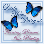 Wordpress designs at Little Hero Designs